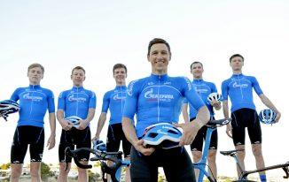 ropa ciclismo Gazprom-RusVelo 2019