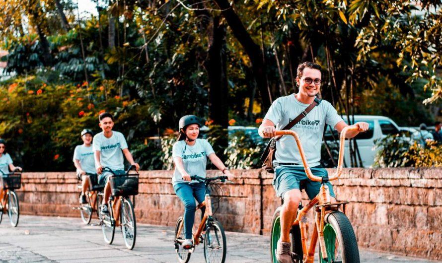 Maillot ciclista de bambú BAM para hombre