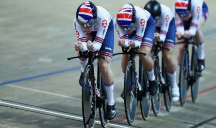 HSBC está terminando su patrocinio de British Cycling