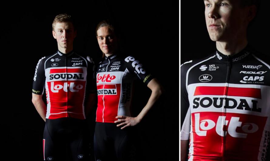 Lotto-Soudal se convierte en el último equipo en revelar su kit 2020