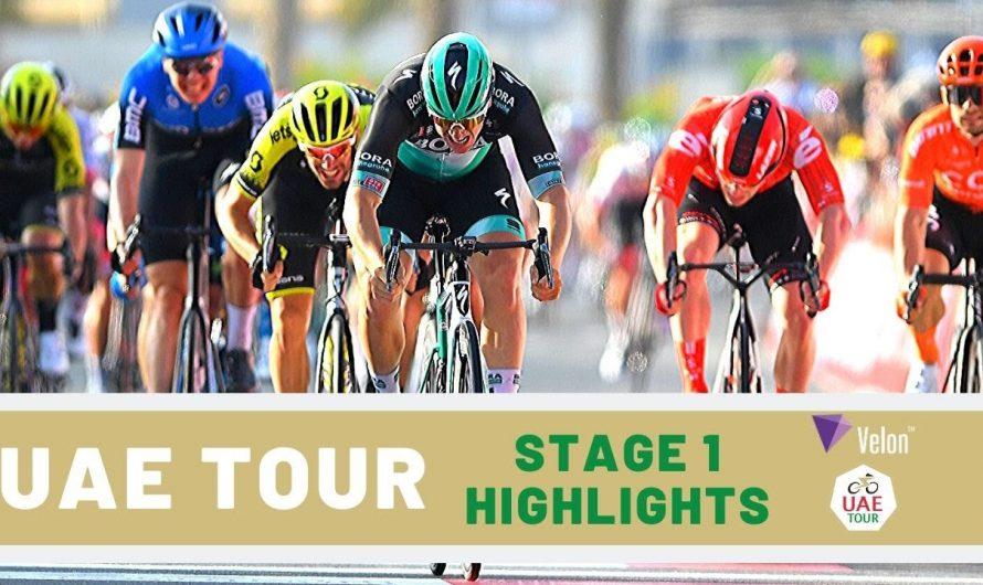 Las etapas finales del Tour de los EAU se cancelaron después de que se confirmaron dos casos de coronavirus