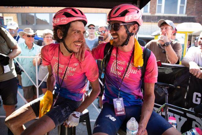 EF Pro Cycling 2020