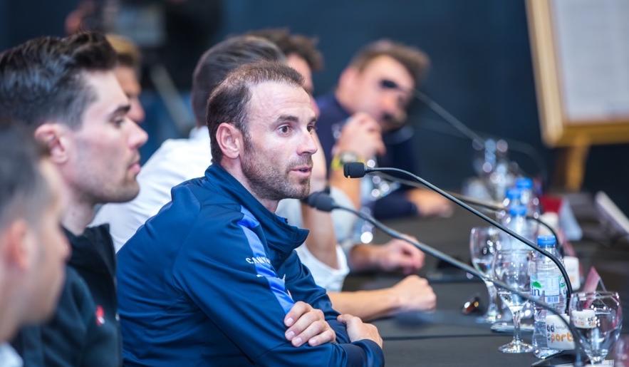 Valverde: sospecho que no habrá competencia este año