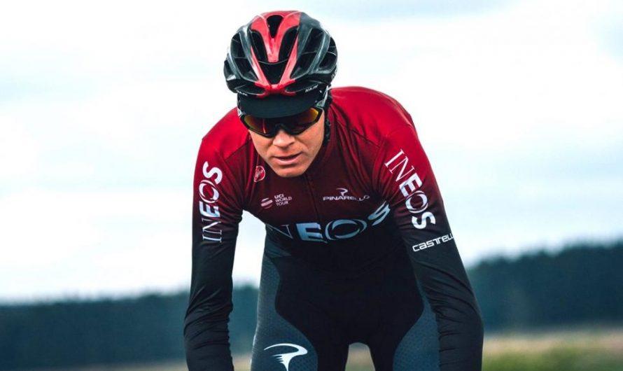 Chris Froome está «aquí y listo» para alcanzar la quinta victoria del Tour de Francia