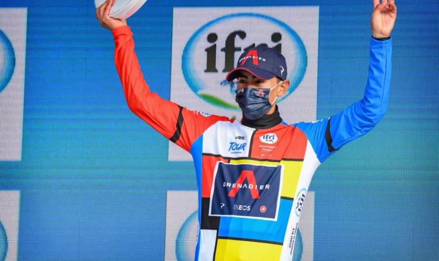 Iván Sosa, listo para el UAE Tour después de la victoria en el Tour de la Provence