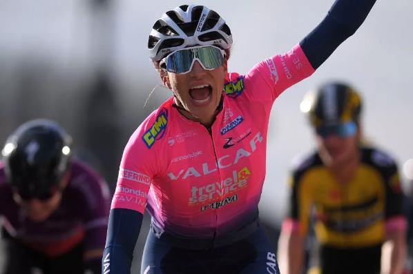 Trek-Segafredo firma contrato con la velocista Elisa Balsamo hasta 2024