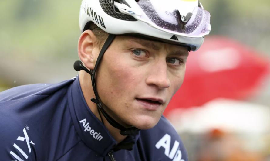 Mathieu van der Poel y Alpecin-Fenix renuevan su contrato hasta 2025