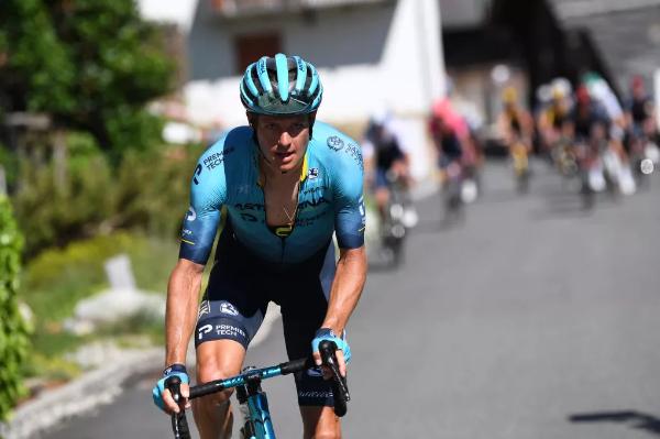 Jakob Fuglsang dejará Astana por el equipo BikeExchange